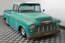 1955 Chevrolet 3200 Pickup Truck For Sale - YouTube