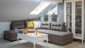 dachzimmer wohnidee gemütliche sitzecke im dachzimmer mit