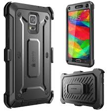 Amazon Samsung Galaxy Note 4 Case SUPCASE Heavy Duty Belt Clip Holster Case for Galaxy Note 4 Unicorn Beetle PRO Series Full body Rugged Hybrid