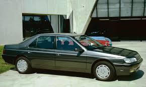 Peugeot 605 den frie encyklop¦di