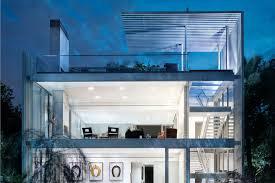 100 Modern Homes Magazine Inside Two Innovative Dallas D