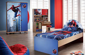 Kids Furniture Spiderman Bedroom Set Room Decor Walmart Ideas For Boys E28094
