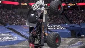 100 Monster Trucks Denver Jam Highlights Triple Threat Series West Feb 911
