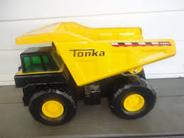 100 Tonka Dump Truck Metal SALE Pressed Steel Yellow Movable Etsy