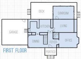 One Level House Floor Plans Colors Drawing Up Floor Plans U0026 Dreaming About Changes Young House Love