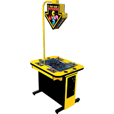 Namco Outdoor Furniture Nz by Amazon Com Namco Pac Man Battle Royale 4 Player Cocktail Cabinet