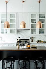 copper pendant lights kitchen aneilve