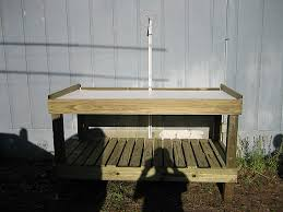 Fish Cleaning Station With Sink by 12 Outdoor Fish Cleaning Station With Sink Old Garden Sink