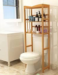 cocoarm badezimmerregal toilettenregal ohne bohren bad wc