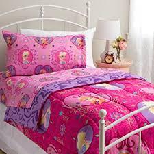 Amazon Disney Frozen Twin Size plete Bedding Set Wth