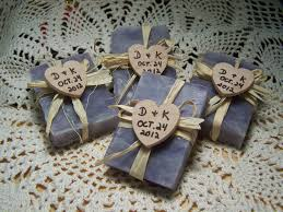25 Bridal Shower Favors Soaps