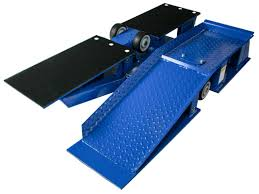Mobile Sure Grip Truck Ramp 11