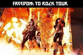 KISS EDMONTON CONCERT TICKETS ON SALE TODAY Will Bring Their Freedom To Rock Tour