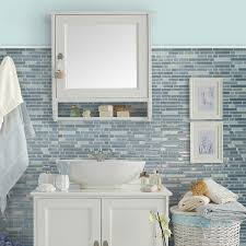 Peel And Stick Bathroom Tiles | Smart Tiles Bathroom Vanity Backsplash Alternatives Creative Decoration Styles And Trends Bath Faucets Great Ideas Tather Eertainments 15 Glass To Spark Your Renovation Fresh Santa Cecilia Granite Backsplashes Sink What Are Some For A Houselogic Tile Designs For 2019 The Shop Transform With Peel Stick Tiles Mosaic Pictures Tips From Hgtv 42 Lovely Diy Home Interior Decorating 1