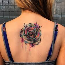 Image Result For Psychedelic Rose Tattoo