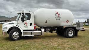 100 Propane Truck LAC Energy
