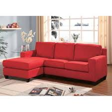 Hodan Sofa Chaise Dimensions by Acme Vogue Microfiber Reversible Chaise Sectional Sofa Multiple