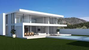 100 Modern Villa Design House Home Decor Wallpaper