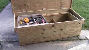 100 Truck Tool Storage THE CARPENTERS TRUCK TOOL BOX