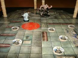 Making 3d Dungeon Tiles by The Library Of The Ancients U2013 A 3d Dungeon Tiles Map Www Newbie