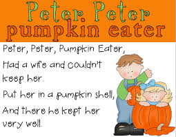 Peter Peter Pumpkin Eater Rhyme Free Download the 2 teaching divas 2014
