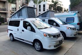 020 Recon Campers Nissan Nv 200 Van Conversion Nv200 Camper Kit Repair Manuals Tire Antifreeze Wonderful