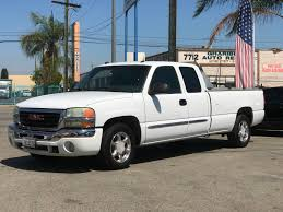 100 2004 Gmc Truck Used GMC Sierra 1500 SLE At City Cars Warehouse INC