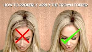 How To: Properly Apply The Crown Topper - Hidden Crown | YouTube ... Hidden Crown Hair Extension Reviewpros Cons Final Recommendations Exteions Clip Ins Toppers Beauty Tagged Hidden Crown Hair Exteions 36buckscom Kym Loves Posts Facebook Lauren Ashtyn Topper Review Coupon Code Allisons Journey Home Does It Work Hidden Crown Hair Exteions Promo Code Print Sale