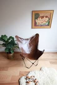 Butterfly Chair Replacement Covers by Leather Butterfly Chair Cover Diy With Free Pdf Pattern
