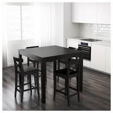 Ikea Vilmar Chair Assembly by Bjursta Bar Table Ikea