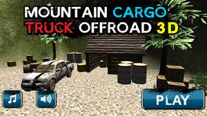100 Off Road Truck Games Amazoncom Mountain Cargo Road 3D Appstore