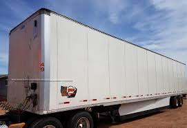 100 Stoughton Trucking 2011 Van Trailer MERRILL WI For Sale By Owner Truck And
