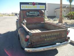 Truck Is Former U.S.A.F.