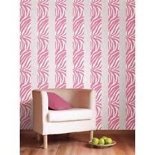 Pink Zebra Accessories For Bedroom by Zebra Print Room Decor Ebay