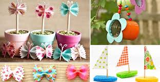 5 SUPER Easy Fun Craft Ideas For Kids My Arts Crafts