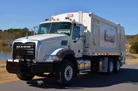 100 Truck Loader 10 Mack Introduces Lightweight Granite Refuse Truck
