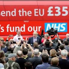 Theresa May Vows To Act On Brexit Bus NHS Funding Pledge