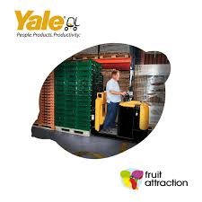 100 Rider Trucks Yale EMEA On Twitter On Display At FruitAttraction Are Yale