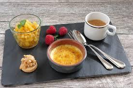 café gourmand mini desserts zum kaffee in frankreich