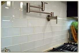 clear glass tile backsplash ideas tiles home decorating ideas