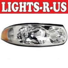 lights r us buick lesabre headlight without corner l 2 bulb