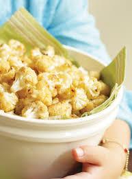 comment cuisiner un chou fleur pop corn de chou fleur ricardo