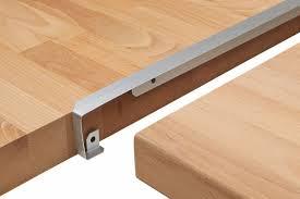 plan de travail d angle cuisine angle plan de travail cuisine 9 nordlinger pro profil aluminium pour