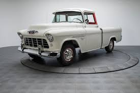 1955 Chevrolet Cameo | My Classic Garage 1957 Chevrolet Cameo Carrier 3124 Halfton Pickup Chevrolet Cameo Streetside Classics The Nations Trusted 1955 Pickup Truck Stock Photo 20937775 Alamy Rare And Original Carrier Pickup Sells For 1400 At Lambrecht Che 1956 3100 Volo Auto Museum 12 Ton Chevy Cameo Gmc Trucks Antique Automobile Club Of Sale 2013036 Hemmings Motor News On The Road Classic Rollections 1958 Start Run External Youtube Chevy Forgotten Truckin Magazine
