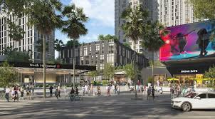 100 Century 8 Noho New Details Emerge For Immense North Hollywood Station TOD