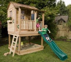Photo Of Big Playhouse For Ideas by Best 25 Childrens Wooden Playhouse Ideas On