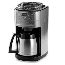 CuisinartR Grind Amp Brew ThermalTM 12 Cup Automatic Coffee Maker