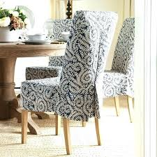 13 Dining Chair Slipcovers Short Room Covers