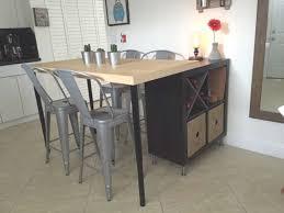 meuble ilot cuisine fabriquer un îlot de cuisine avec des meubles ikea hack îlot
