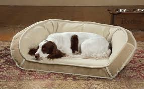 Bolster Dog Bed by Dog Beds